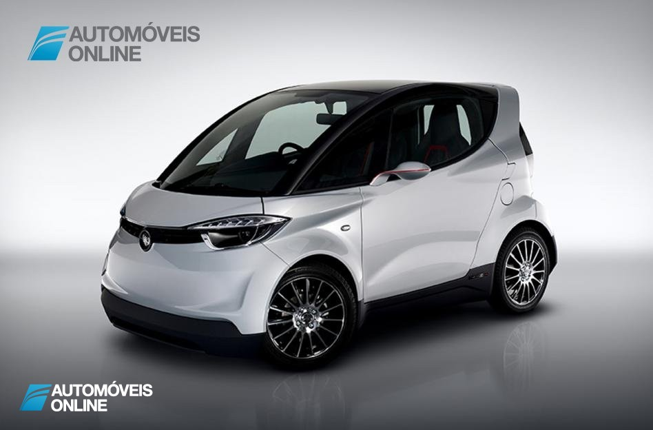 First car Yamaha MOTIVe Concept front left profile view 2013